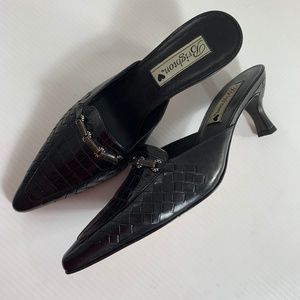 Brighton Pamela Heels Size 7.5 M